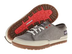 Patagonia Activist Canvas Shoes (Vegan Shoes). Think I could pull these off at work ;)