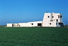 Olalquiaga Arquitectos & EM Arquitectura - Farmhouse, Sevilla 2004