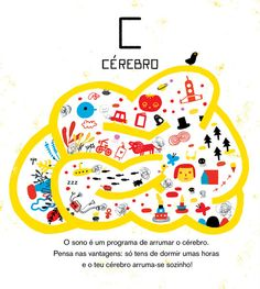 Illustration by Yara Kono – from 'ABZZZZ.' (written by Isabel Minhós Martins and published by Planeta Tangerina) Illustration Techniques, Illustration Art, Portugal, Some People, Great Books, Portuguese, How To Fall Asleep, Childrens Books, The Book