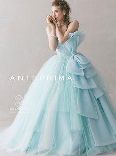 ANTEPRIMA カラードレス