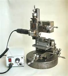 """Milling Machine Plans 