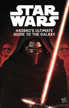 Star Wars Hasbro's Ultimate Guide To The Galaxy Artwork
