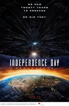 Dzień Niepodległości: Odrodzenie (2016) Cały Film Gdzie Obejrzeć Online [CDA ZALUKAJ] 720P HD ?