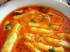 Bean Recipes, Soup Recipes, Vegetarian Recipes, Cooking Recipes, Romanian Food, Romanian Recipes, Diy Food, Vegetable Recipes, Green Beans