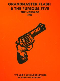 GRANDMASTER FLASH & THE FURIOUS FIVE : a killing music