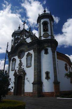 São João del Rei (MG). Igreja São Fcº de Assis. | Flickr - Photo Sharing!