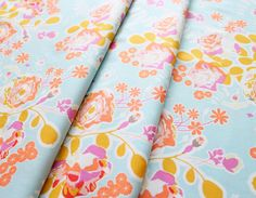 Art Gallery Fabrics Sweet as Honey Orchard Blossom Spring