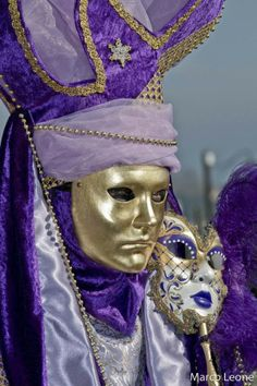 facebook photo by Marco Leone #mask  #venice #carnival