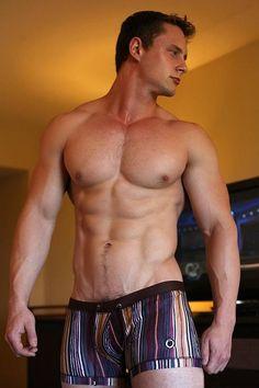 Jamie bamber in underwear doesn't