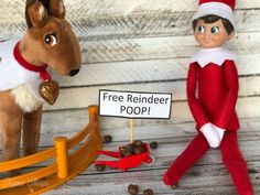 Looking for new ideas for your elf on the shelf? Check out the best list of easy Elf on the Shelf ideas. There are hundreds of ideas with pictures! Grinch Christmas, Christmas Toys, Christmas Carol, Christmas Stuff, Christmas Ideas, Elf On The Shelf Pet Ideas, Letter Explaining Santa, Santa Letter, Toy Advent Calendar