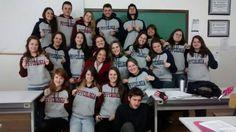 Moletom personalizado para a turma de psicologia. Consulte para sua turma também no site www.st47.com.br  #moletompesonalizado #moletom #psicologia #universidade #moda #modapersonalizada