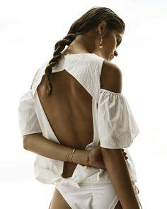 Backless, How To Make, Hair, Dresses, Fashion, Vestidos, Moda, Fashion Styles, Dress