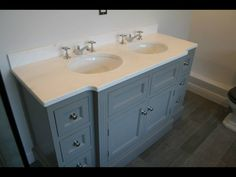 Gorgeous Luxury Double Bowl Marble Basin By Porter In This Simply Exquisite  Ensuite, In Bromley