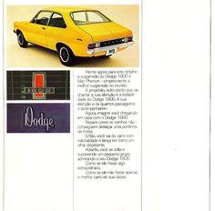 Dodge 1800 1973