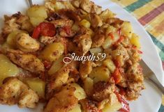Poultry, Potato Salad, Cauliflower, Chicken Recipes, Recipies, Food And Drink, Healthy Recipes, Dinner, Vegetables