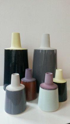 Lovely Tone Vases.
