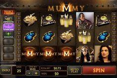 #Mummy slot machine