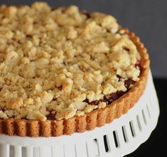 Almond Cranberry Tart | Recipe | Tarts, Cranberries and Almonds