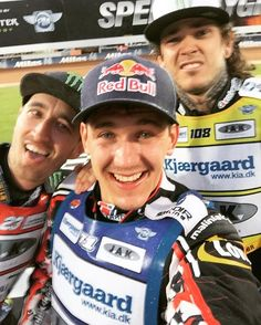 #DanishSGP #SpeedwayGP 2016 Speedway Grand Prix, Speedway Racing, Selfie, Baseball Cards, Instagram Posts, Sports, Hs Sports, Sport, Selfies