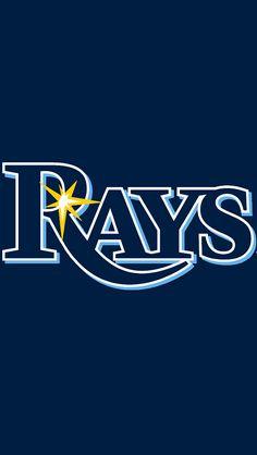 Mlb Team Logos, Mlb Teams, Sports Logos, Sports Teams, Pin Logo, Sports Wallpapers, Tampa Bay Rays, Cleveland Indians, Wall Collage