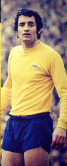 Arsenal captain Frank McLintock in 1971.