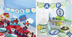 Dein Kleiner liebt Autos? Feier einen 1. Mottogeburtstag Safari Party, Thing 1, Children, Happy, Autos, Theme Ideas, Little Boys, My Son, Celebration