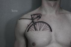 Conceptual bike. Ilya Brezinski
