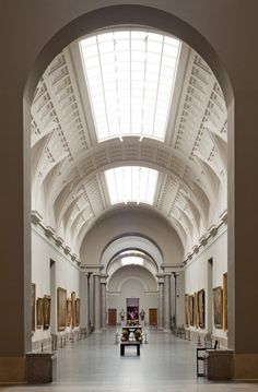 Prado Museum, Madrid  museodelprado.es Open: Mon-Sat 10am-8pm, Sun 10am-7pm Admission: €14