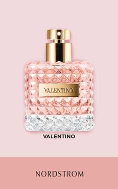 From the timeless fashion house comes Valentino Donna, a new fragrance for women inspired by the iconic Rockstud collection, exclusively at Nordstrom. Or be drawn to the colorful, sophisticated, and unique Miu Miu fragrance, a bottle is inspired by the iconic Miu Miu Matelasse bag. Find her favorite scent that will have your love linger for years to come and shop Nordstrom this Valentine's Day.