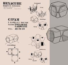 GEORGES+CANDILIS+hexacube+istruzioni.jpg (600×567)