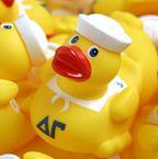 Even rubber ducky is an anchor man!