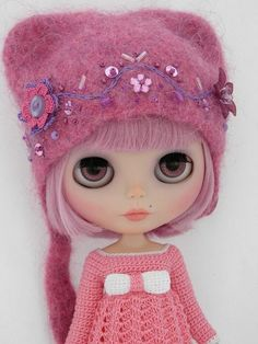 Bubblegum Blythe.