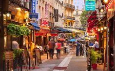 Parigi e i suoi monumenti - Il Quartiere Latino