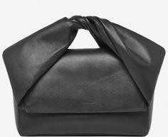 black twist bag