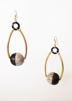 Half and half earrings – lucyhutchings