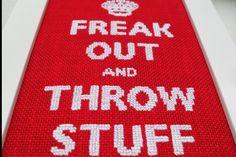 Freak Out by Frau Shizzle, via Flickr