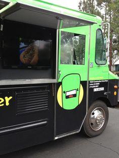 Monster Truck Bedroom, Monster Truck Toys, Popular Recipes, New Recipes, Popular Food, Fire Truck Cupcakes, Truck Store, Food Truck Design, Food Design
