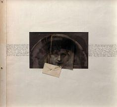 "Between the Lines re ""long-hidden family secrets"" by K.k. DePau - mixed media photgraphyl"