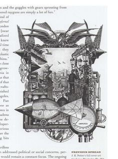 #ClippedOnIssuu from The steampunk bible