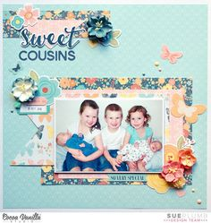 Look into my life: DT layout for Cocoa Vanilla Studio. September 2015