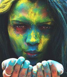 holi hai  - Photography by Monalisha Mahapatra in My Projects at touchtalent 52726
