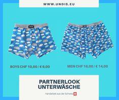 UNDIS www.undis.eu Die handgemachte Unterwäsche im Partnerlook für die ganze Familie. Lustige Motive und flippige Farben für Groß und Klein! #undis #bunte #Kinderboxershorts #Lustigeboxershorts #boxershorts #Frauenunterwäsche #Männerboxershorts #Männerunterwäsche #Herrenboxershorts #undis #bunteboxershorts #Unterwäsche #handgemacht #verschenken #familie #Partnerlook #mensfashion #lustige #vatertagsgeschenk #geschenksidee #eltern Swimming, Videos, Swimwear, Fashion, Self, Men's Boxers, Men's Boxer Briefs, Families, Parents