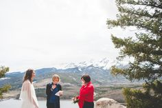 A Small Spring Wedding Ceremony at Sapphire Point — Keeping Composure Photography