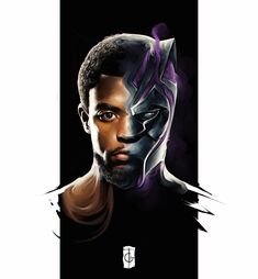 You are watching the movie Black Panther on Putlocker HD. King T'Challa returns home from America to the reclusive, technologically advanced African nation of Wakanda to serve as his country's new leader. Marvel Art, Marvel Heroes, Marvel Movies, Marvel Avengers, Black Panther Marvel, Black Panther 2018, Geeks, Black Panther Chadwick Boseman, Panther Pictures