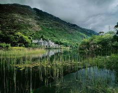 Kylemore Abbey Co. Galway