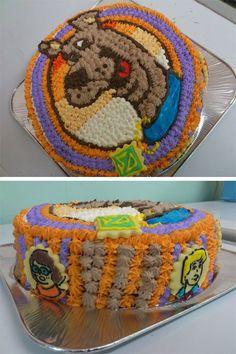 Dogs Cake