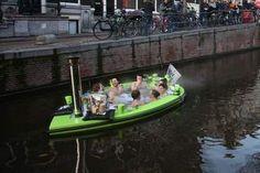 Bezwaar tegen drijvende badkuipen|Vaarkrant| Telegraaf.nl