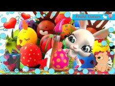 Ich wünsche dir ganz tolle Ostertage Hoffe der Osterhase bring dir ganz viele leckerein - YouTube