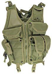 Green Tactical Vest For Sale