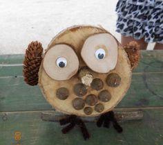 Leuk om te maken in de timmerhoek Craft Activities For Kids, Projects For Kids, Art Projects, Crafts For Kids, Wood Crafts, Diy And Crafts, Arts And Crafts, Forest School, Woodworking